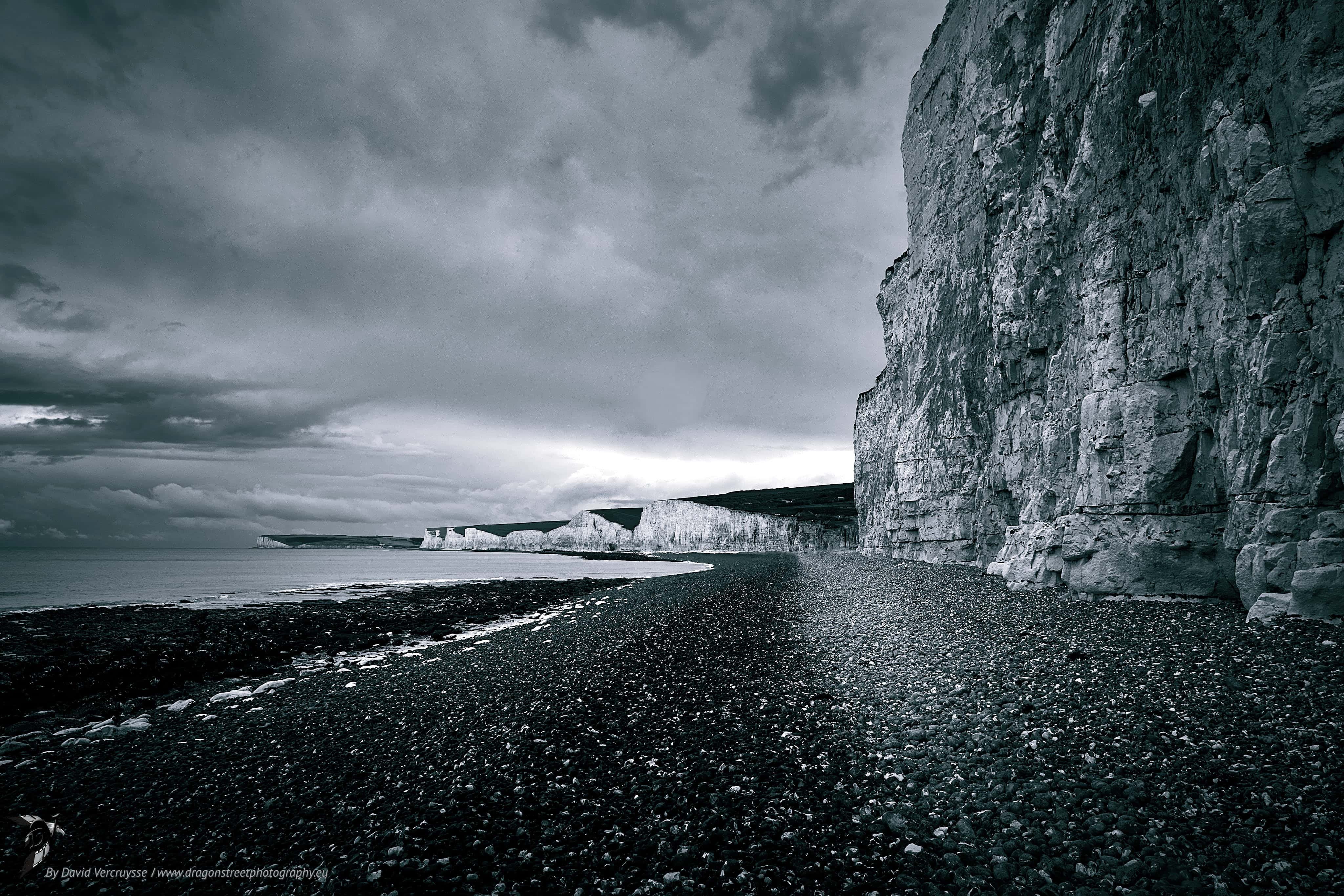 Beachy Head, East Sussex, Angleterre